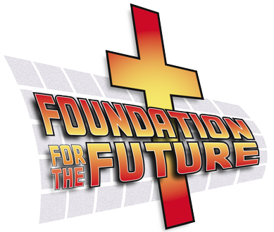 Foundation for the Future Button